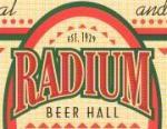 Radium Beer Hall